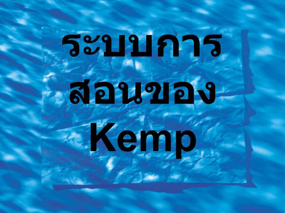 ระบบการสอนของ Kemp