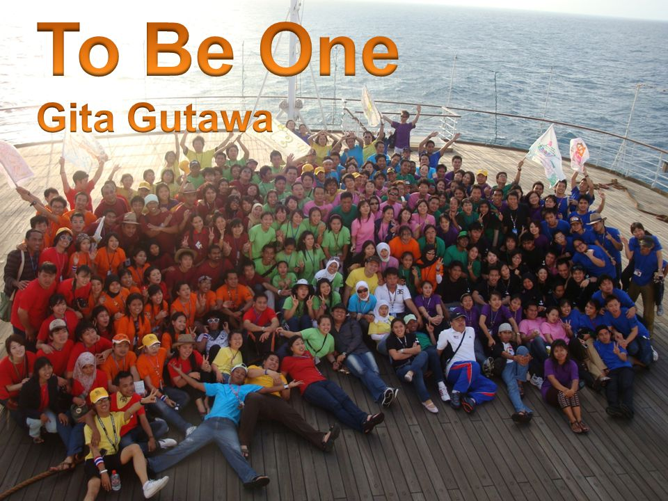 To Be One Gita Gutawa