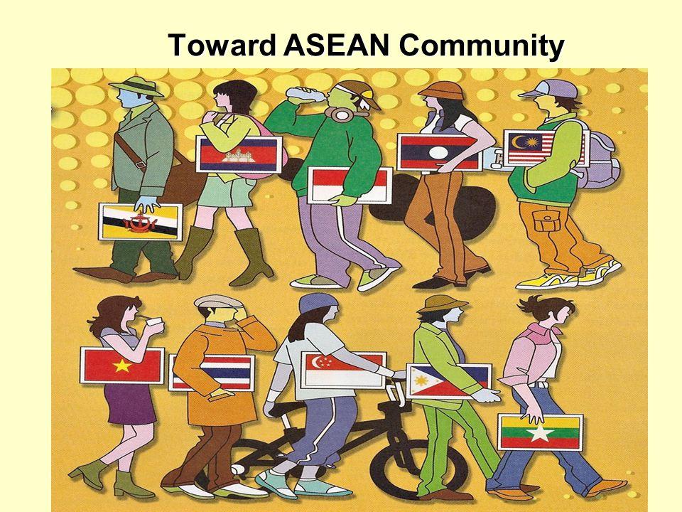 Toward ASEAN Community