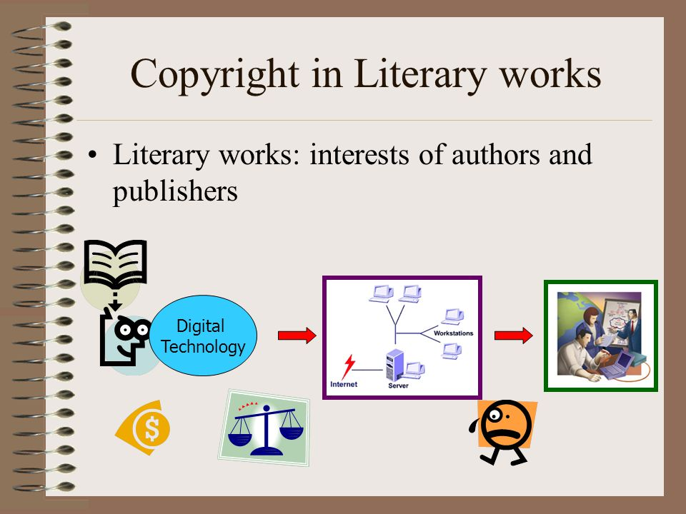 Copyright in Literary works