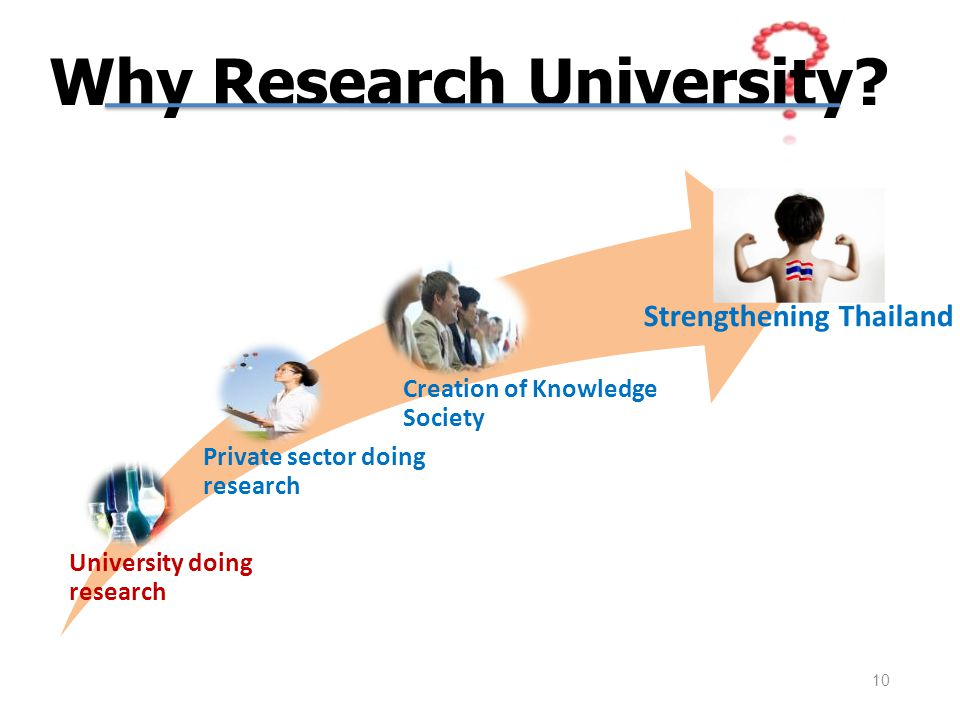 Why Research University