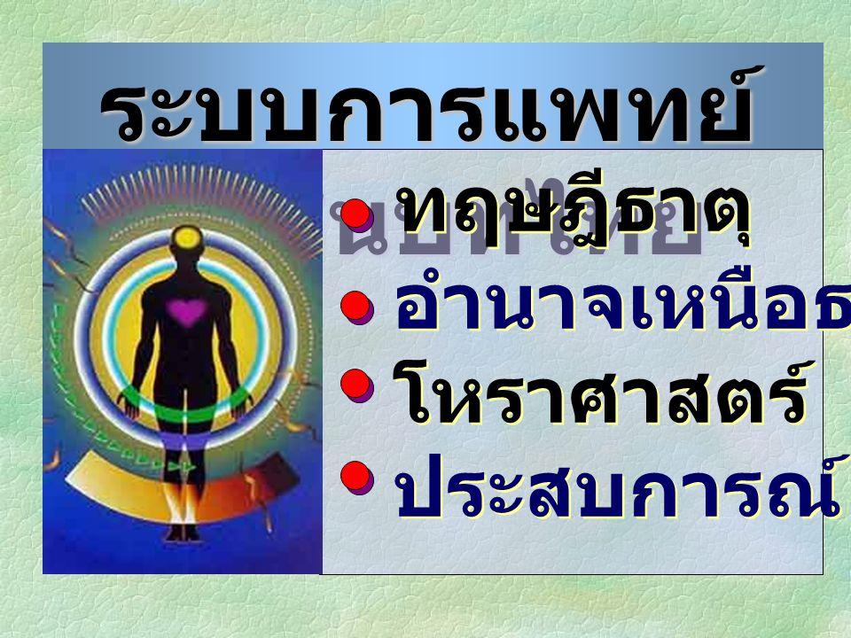 ระบบการแพทย์ในชนบทไทย