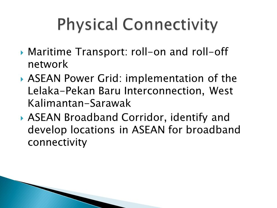 Physical Connectivity