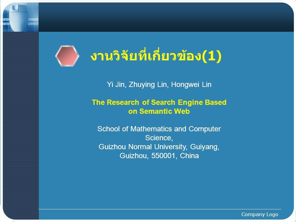 งานวิจัยที่เกี่ยวข้อง(1)