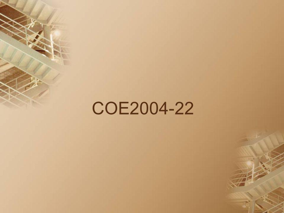 COE2004-22