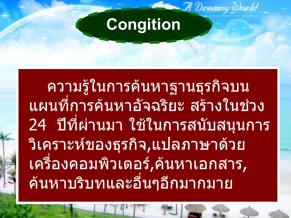 Congition