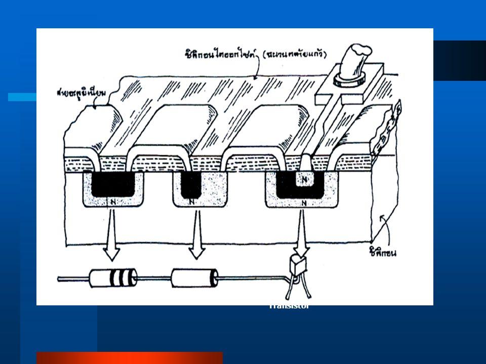Resistor Diode Transistor