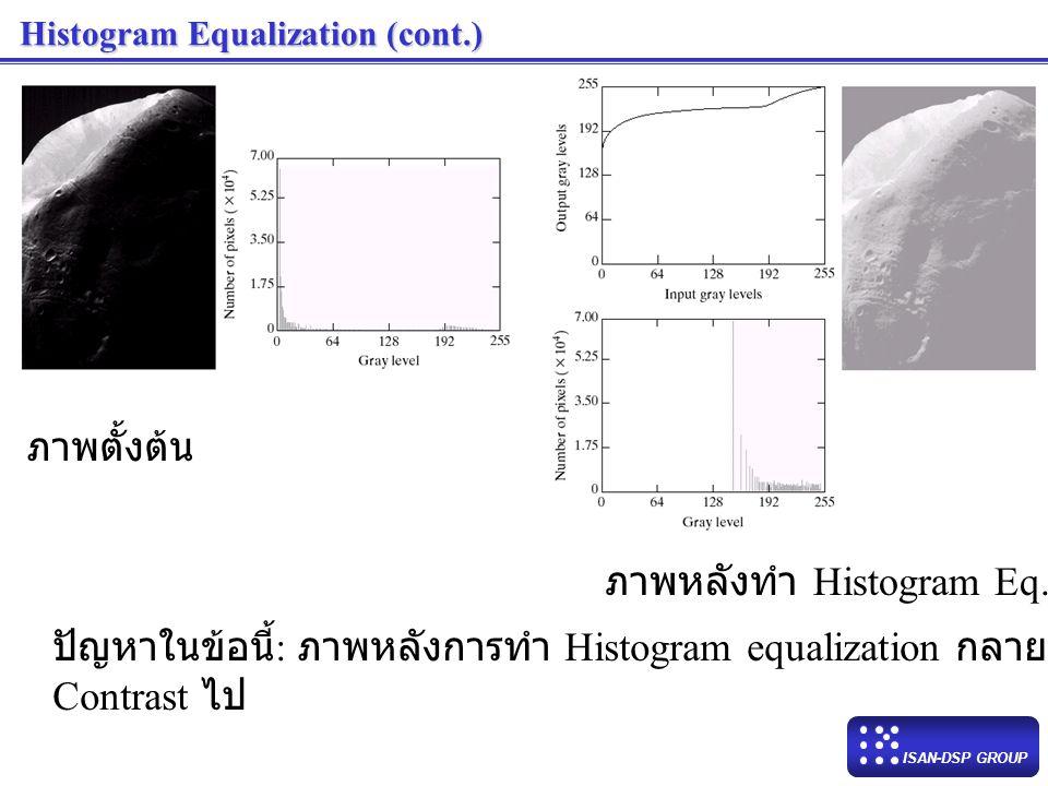 ภาพหลังทำ Histogram Eq.