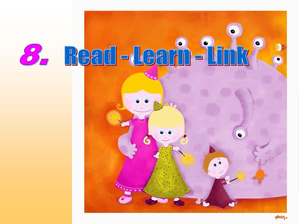8. Read - Learn - Link