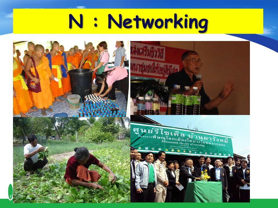 N : Networking