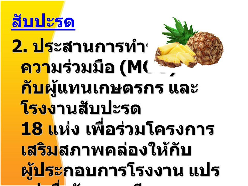สับปะรด 2.