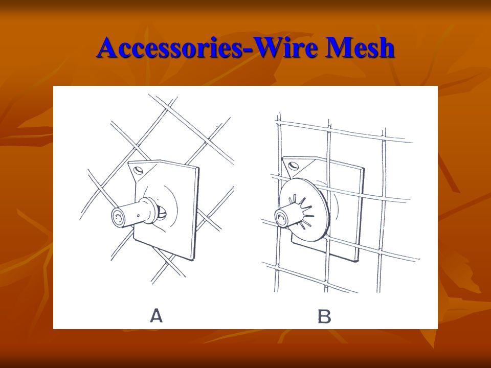 Accessories-Wire Mesh