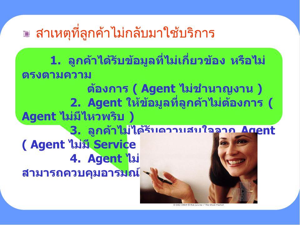 ต้องการ ( Agent ไม่ชำนาญงาน )