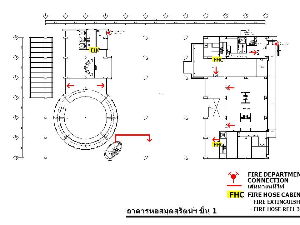 อาคารหอสมุดสุรัตน์ฯ ชั้น 1
