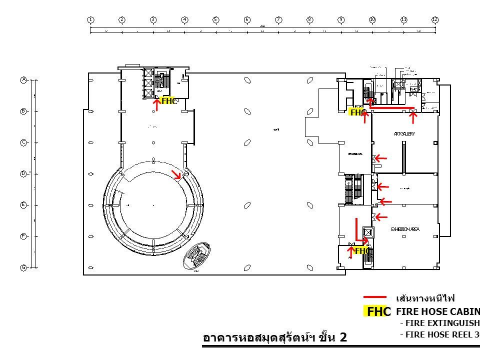 อาคารหอสมุดสุรัตน์ฯ ชั้น 2
