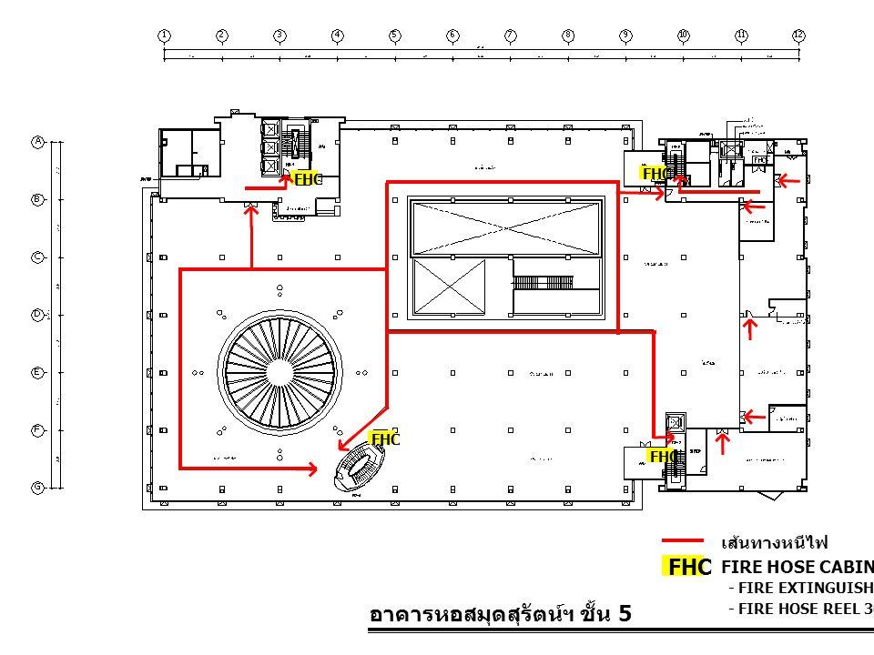 อาคารหอสมุดสุรัตน์ฯ ชั้น 5