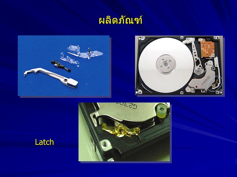ผลิตภัณฑ์ Latch