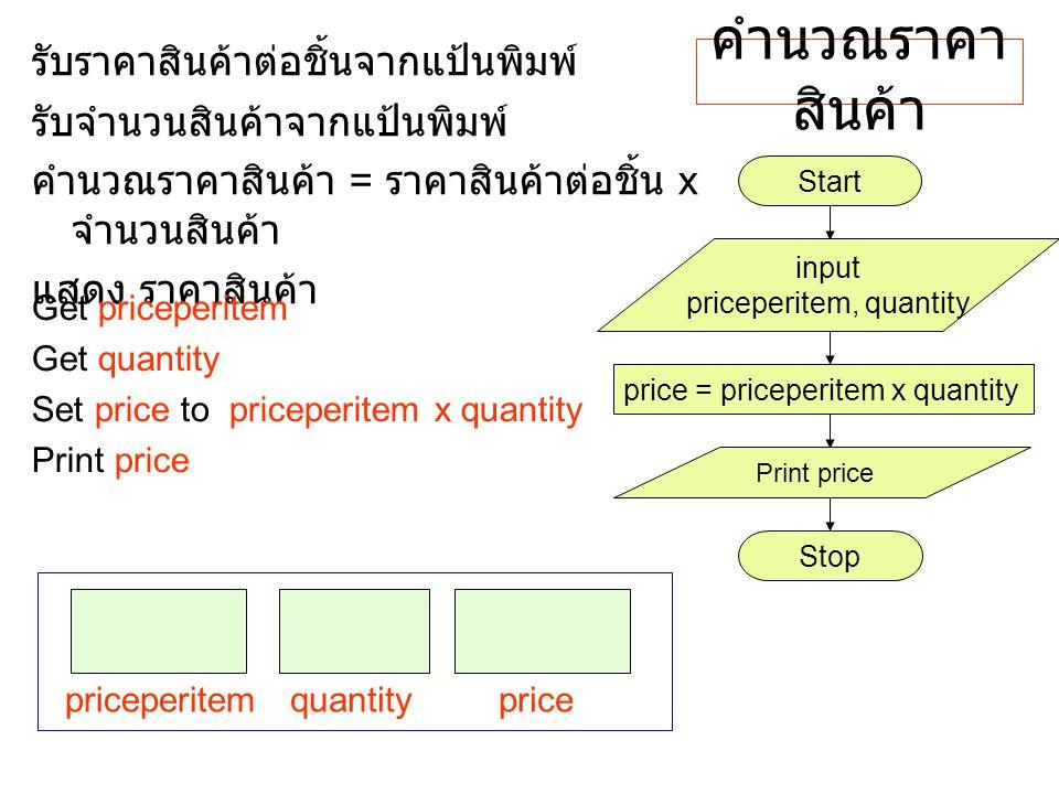 priceperitem, quantity