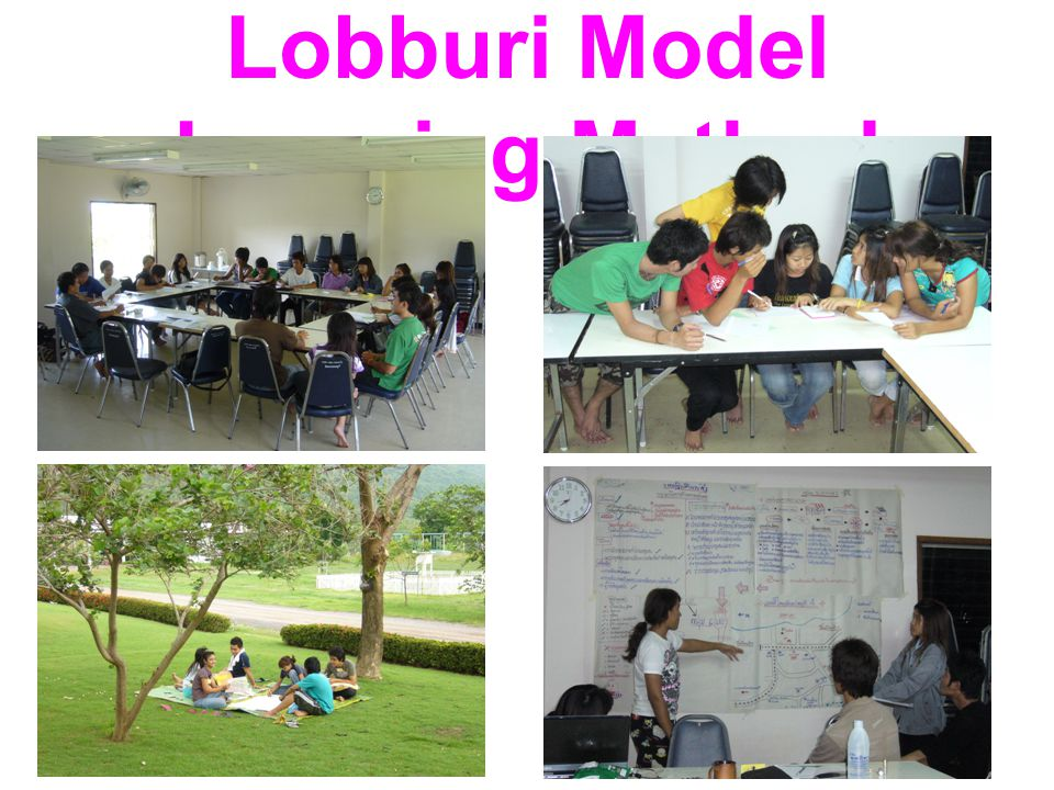Lobburi Model Learning Method
