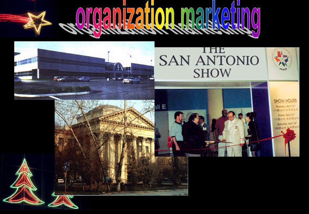 organization marketing