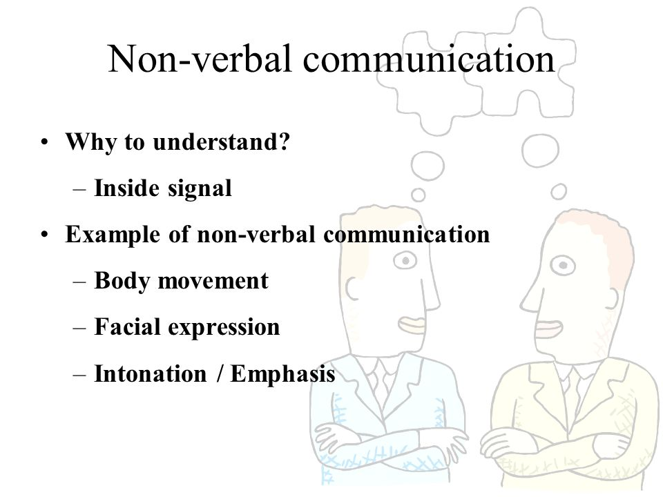 verbal communication in care setting Non verbal communication in the healthcare setting it is estimated that up to 15 percent of patients in long-term care settings when verbal communication.