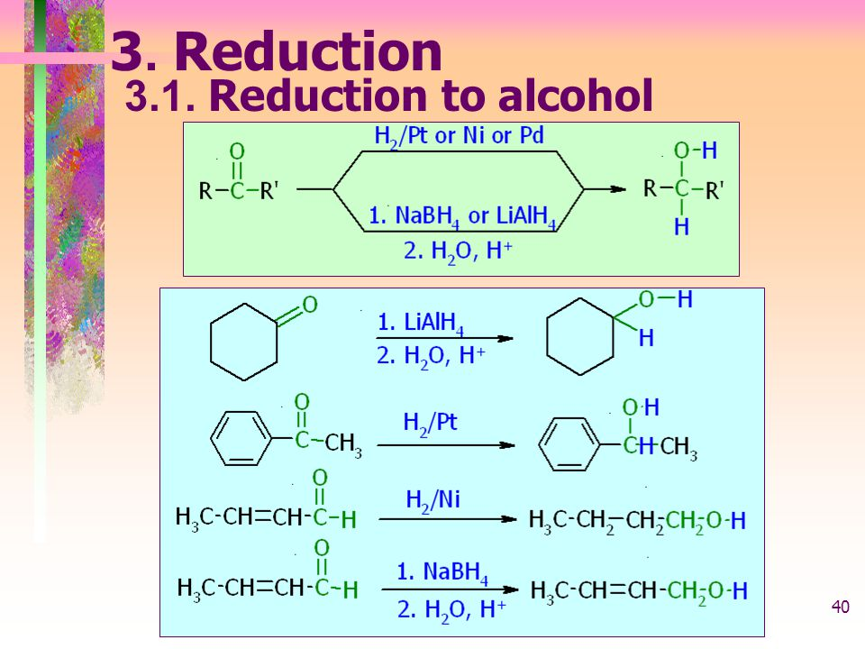 3. Reduction 3.1. Reduction to alcohol 403221-aldehyde