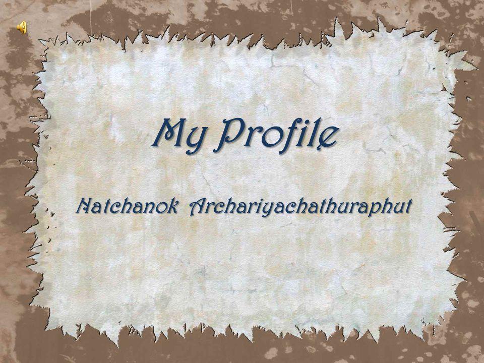 Natchanok Archariyachathuraphut