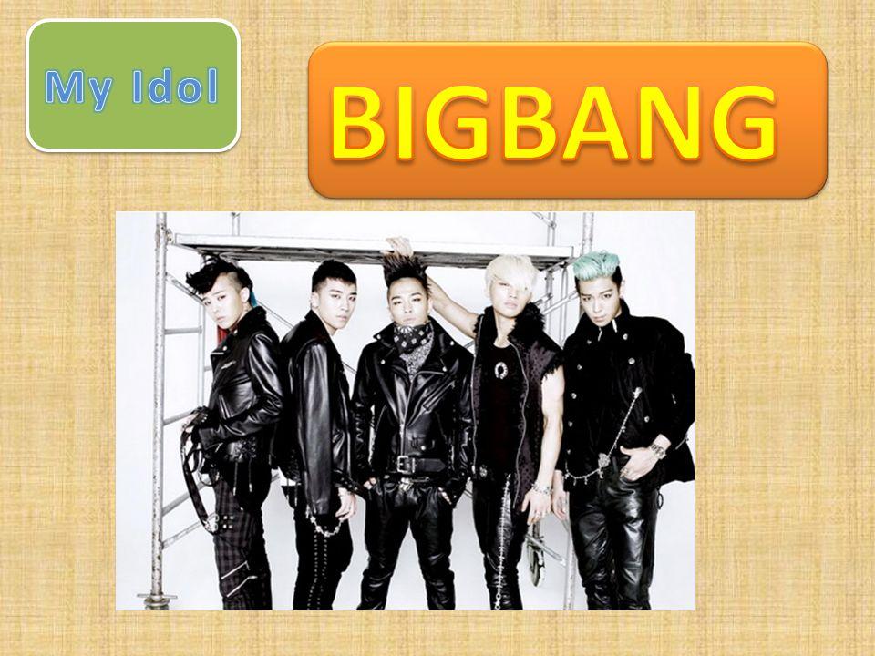 My Idol BIGBANG