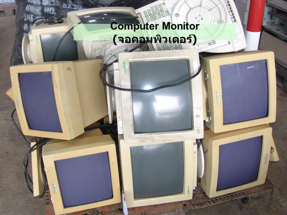 Computer Monitor (จอคอมพิวเตอร์)