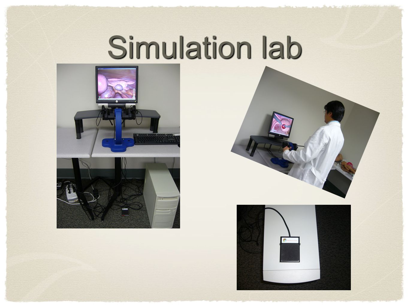 Simulation lab