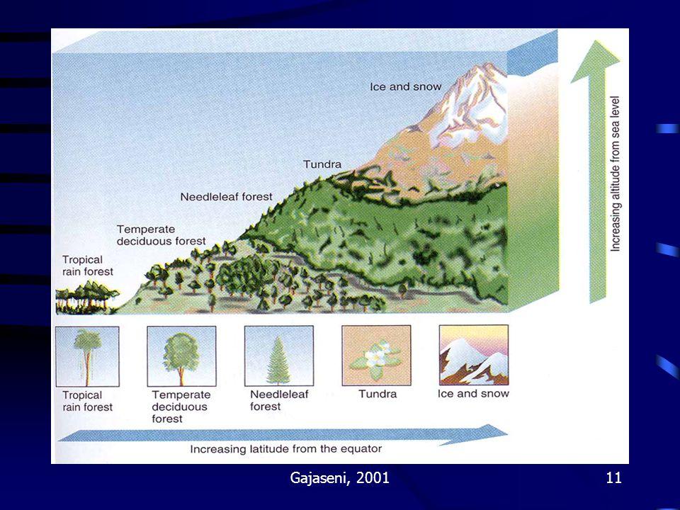 Gajaseni, 2001