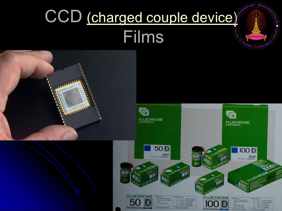 CCD (charged couple device) Films