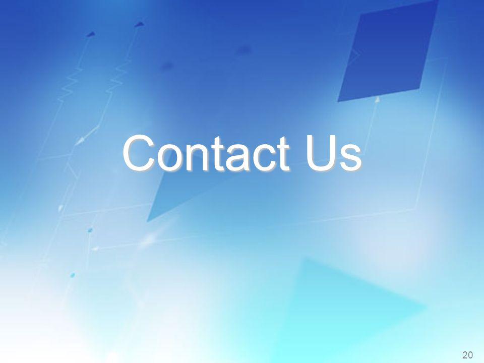 Contact Us ติดต่อเราได้ที่