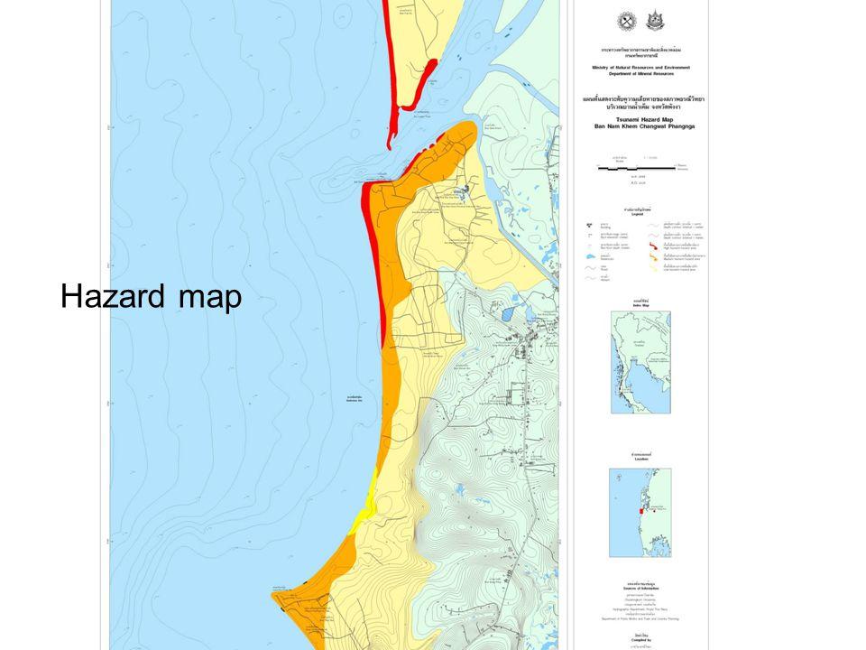 Hazard map