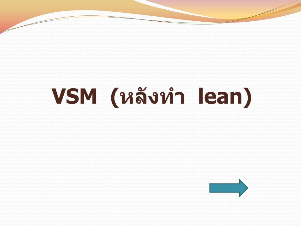 VSM (หลังทำ lean)