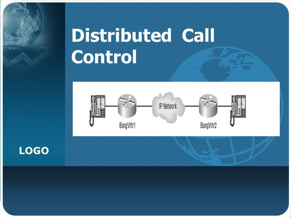 Distributed Call Control