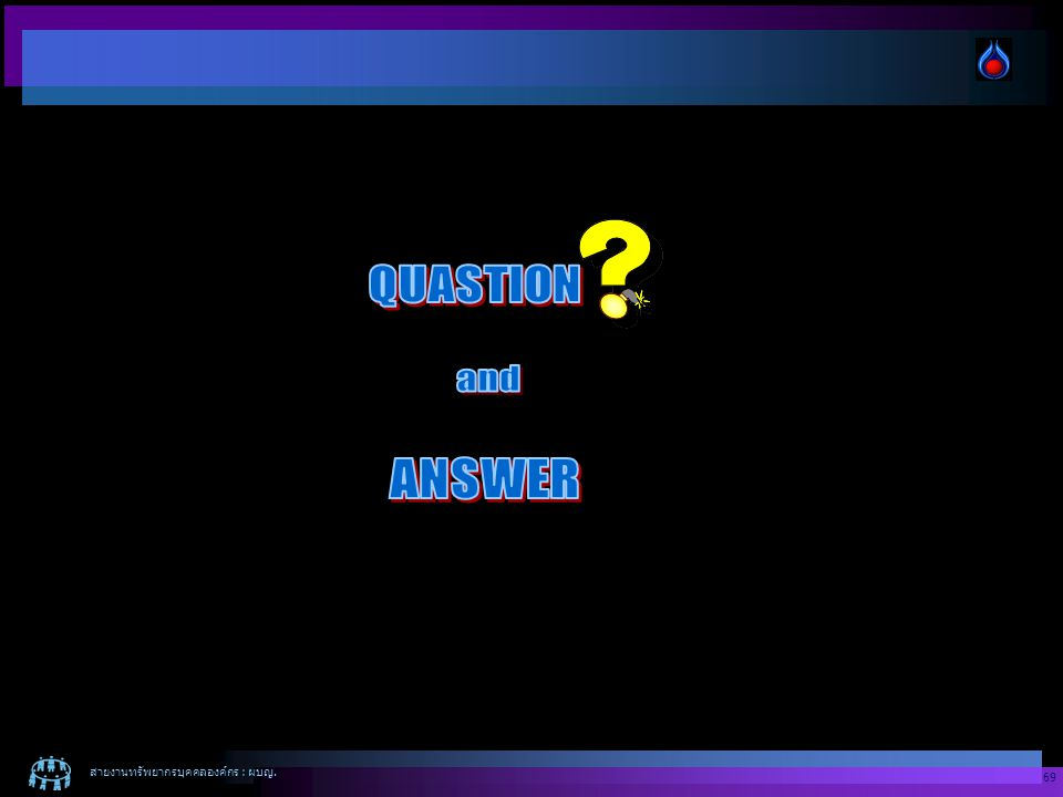 QUASTION and ANSWER