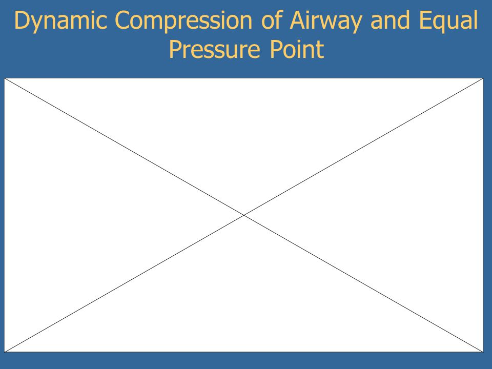Dynamic Compression of Airway and Equal Pressure Point