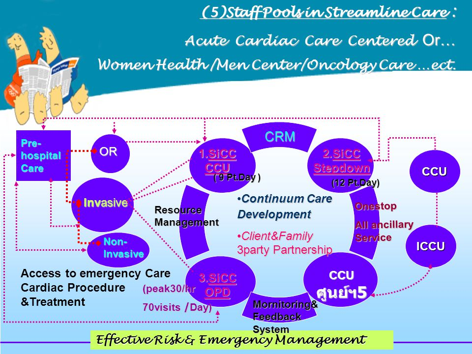 (5)Staff Pools in Streamline Care : Acute Cardiac Care Centered Or…
