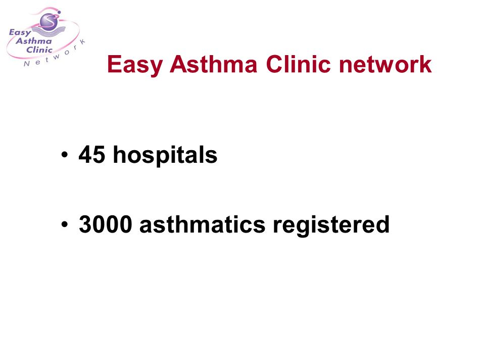 Easy Asthma Clinic network