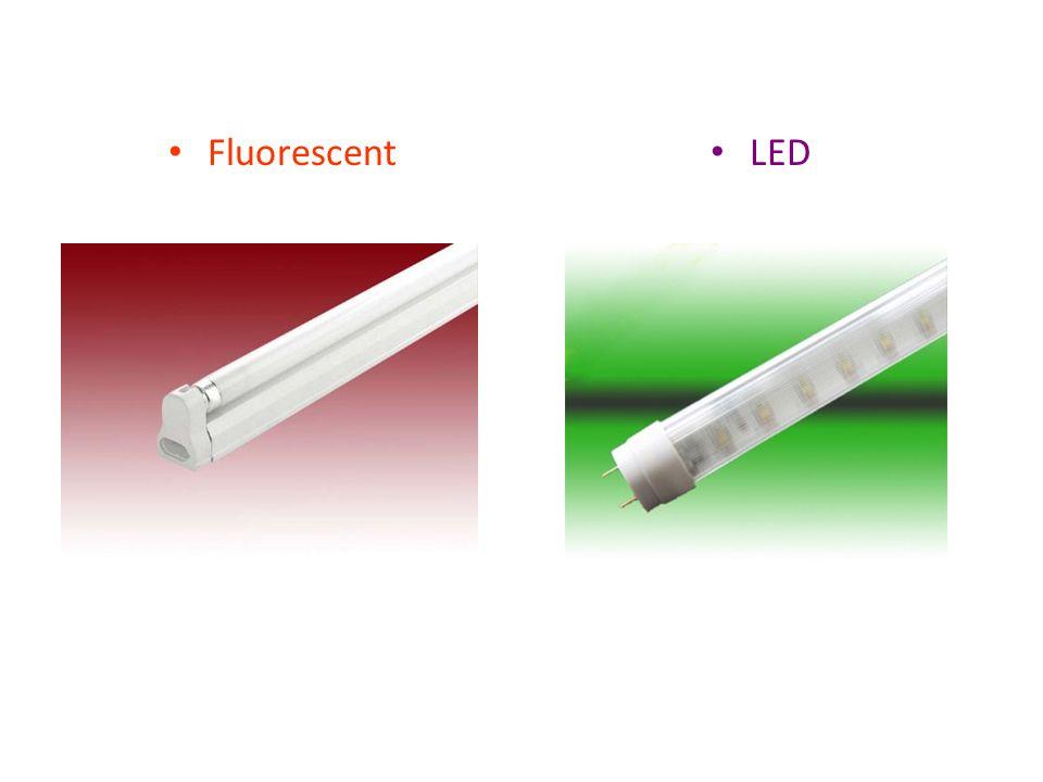 Fluorescent LED.