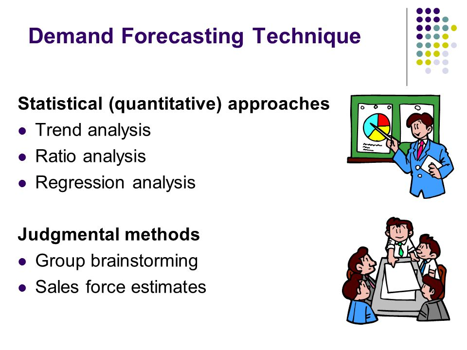 Demand Forecasting Technique