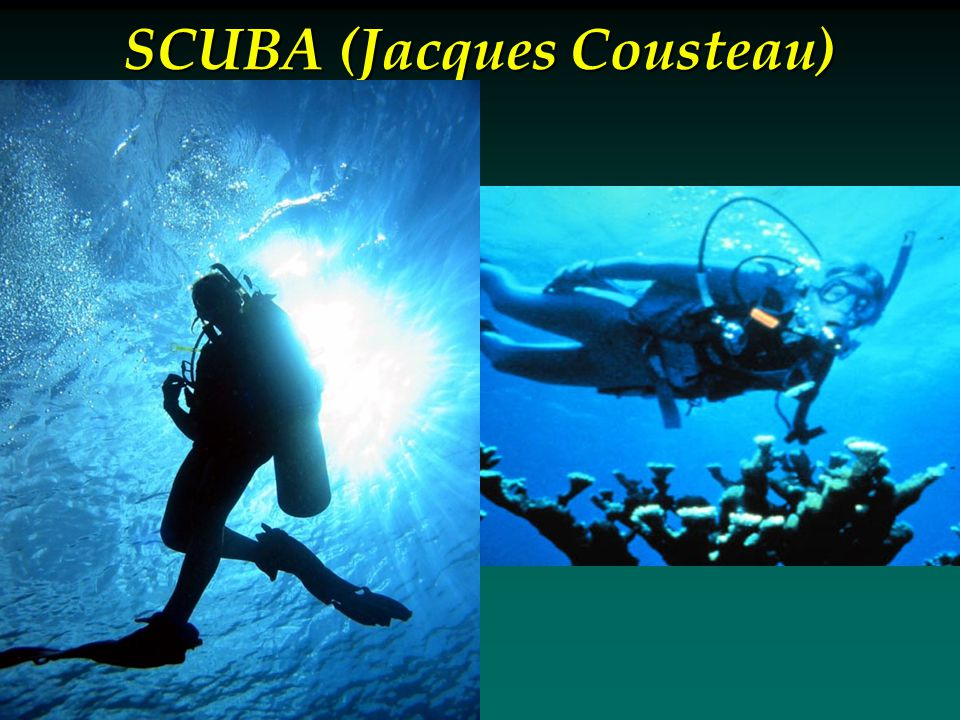 SCUBA (Jacques Cousteau)