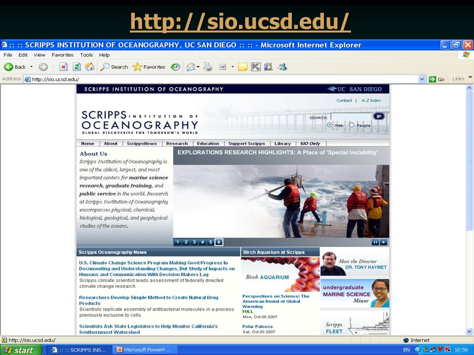 http://sio.ucsd.edu/