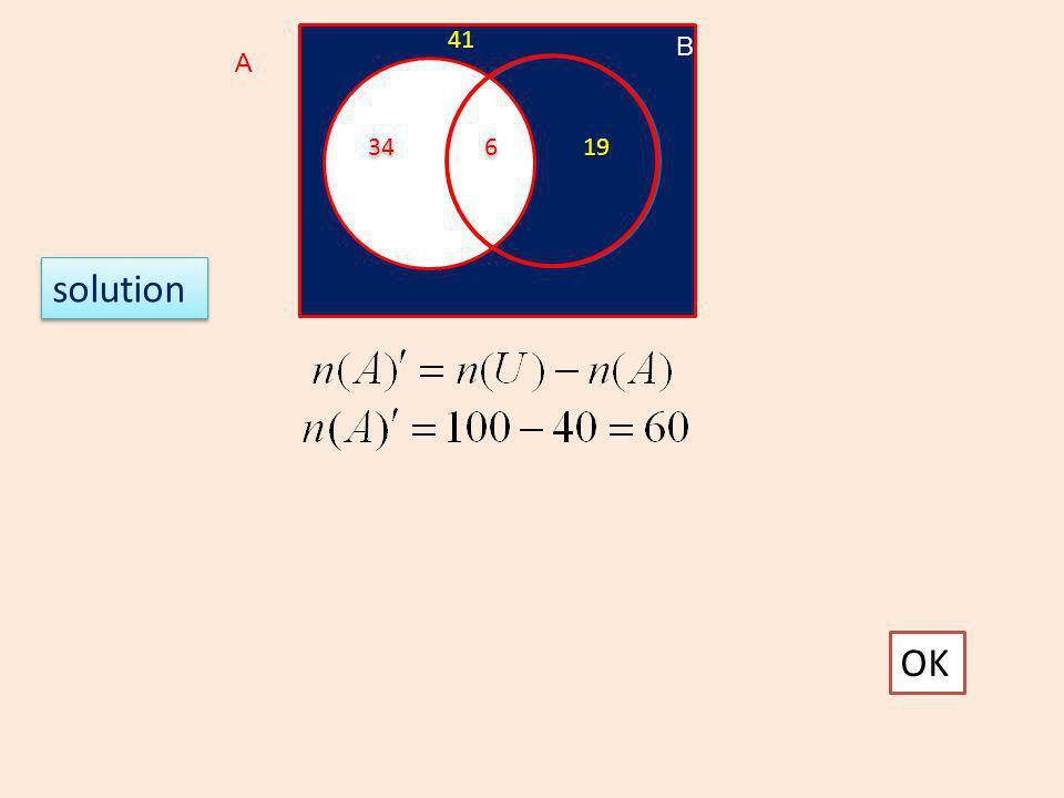 41 B A 34 6 19 solution OK