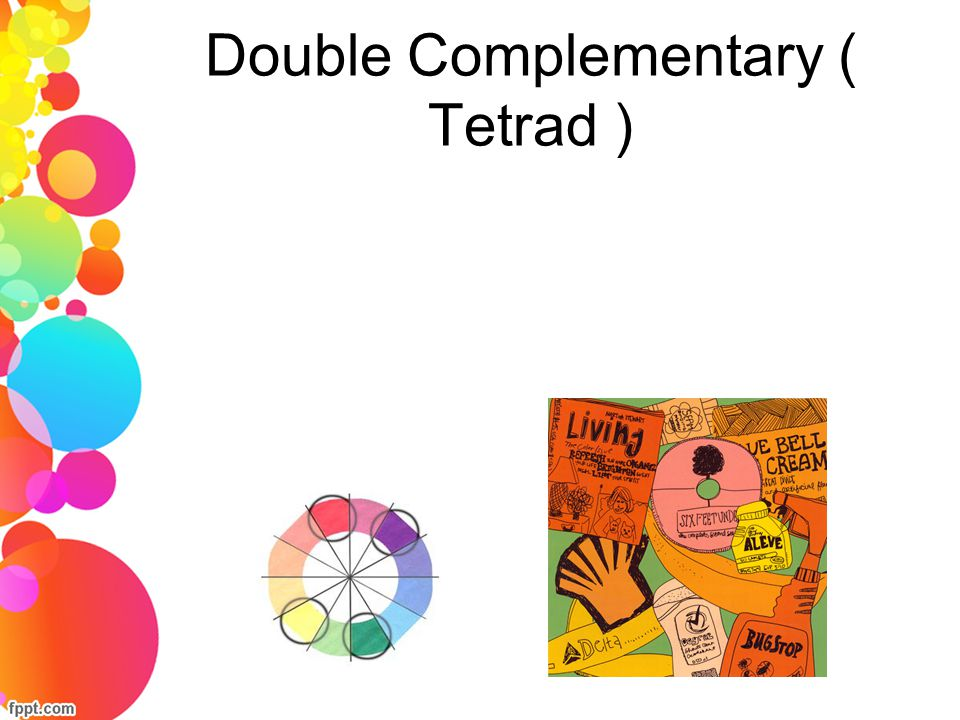 Double Complementary ( Tetrad )