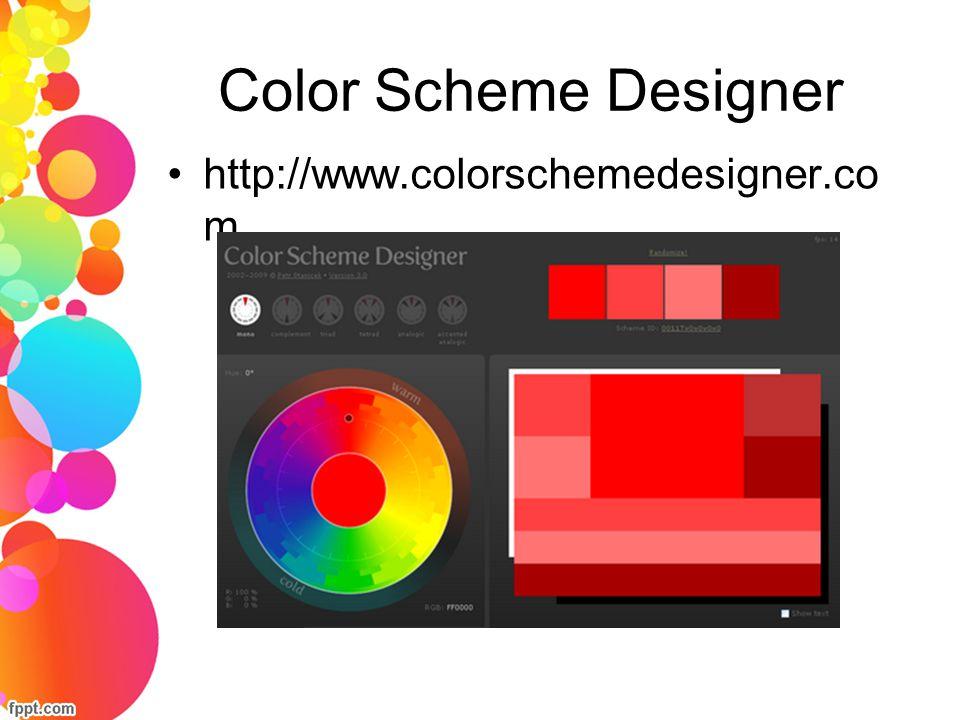 Color Scheme Designer http://www.colorschemedesigner.com
