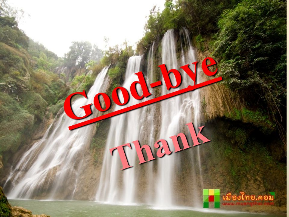 Good-bye Thank