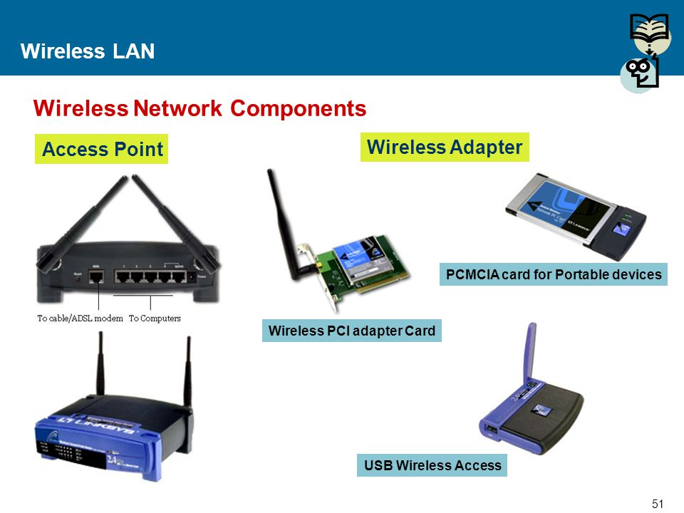 Wireless Network Components