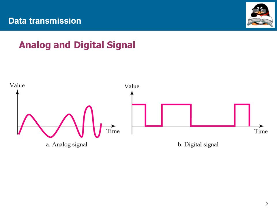 Analog and Digital Signal